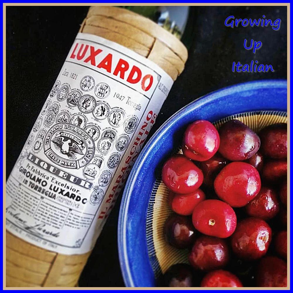 Ciliegie al Maraschino fatte in casa. Ideali per tanti dolci.