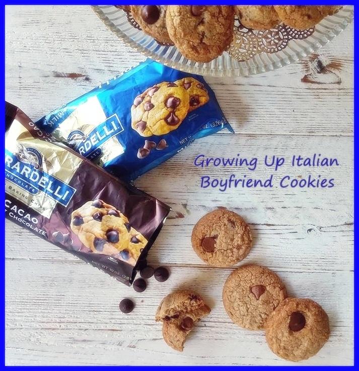 Boyfriend Cookies con Nocciole e Fiocchi d'Avena.