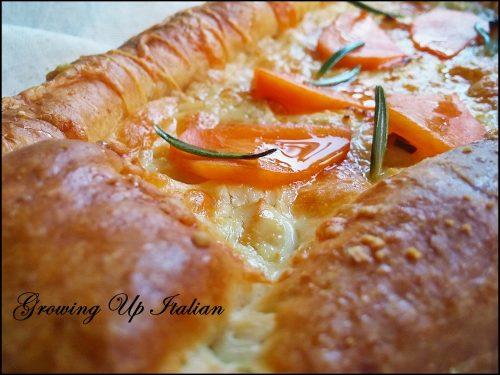 Peynirli : la pizza a barca che viene dalla Grecia.