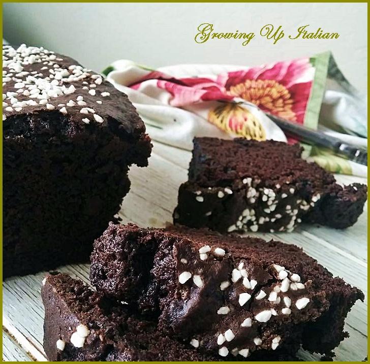 VEGAN BORGIA CAKE