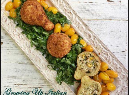 Coxinhas, Coscette di Pollo finte: un piatto di recupero salvacena