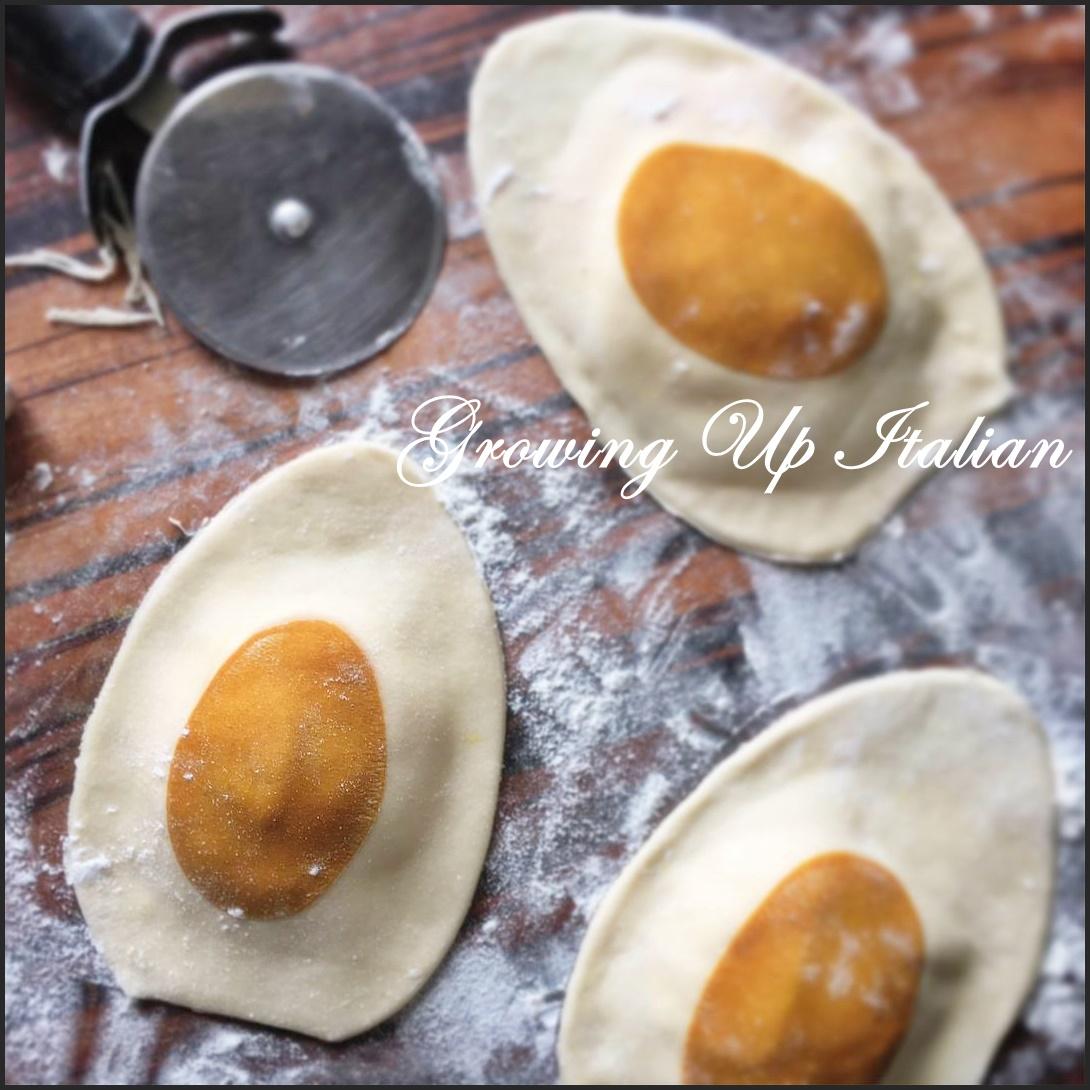 Uovo di Raviolo