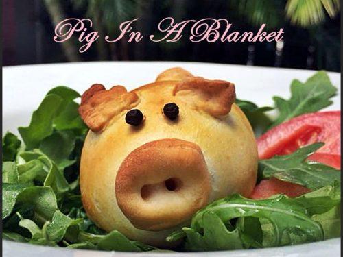 Pigs in a Blanket : Antipasto Sfizioso tutto Americano