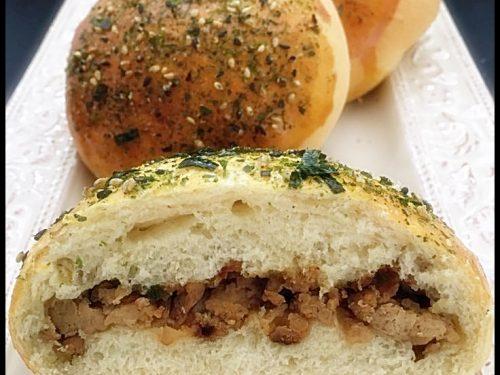 PYRIZHKY: panini ripieni morbidissimi alla pasta madre.