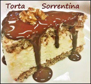 Torta Sorrentina