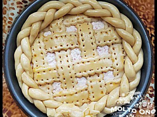 Crostata del Pastore (Umbrian Shepherd's Pie)