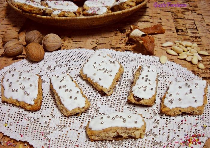 Pabassinas ricetta antica senza uova