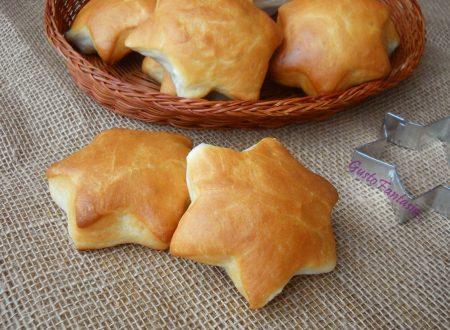 Stelle di pane all' olio