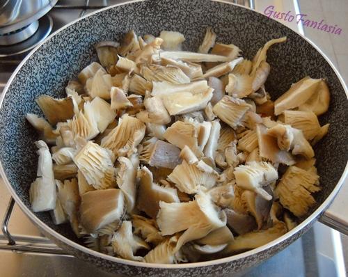 Crespelle ai funghi