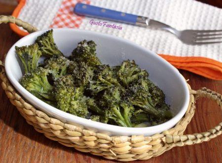Broccoli al microonde