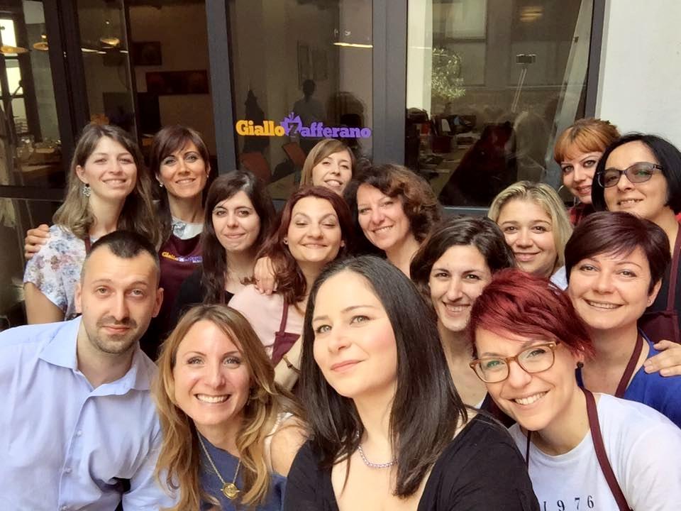 Gialloblogs Open Day