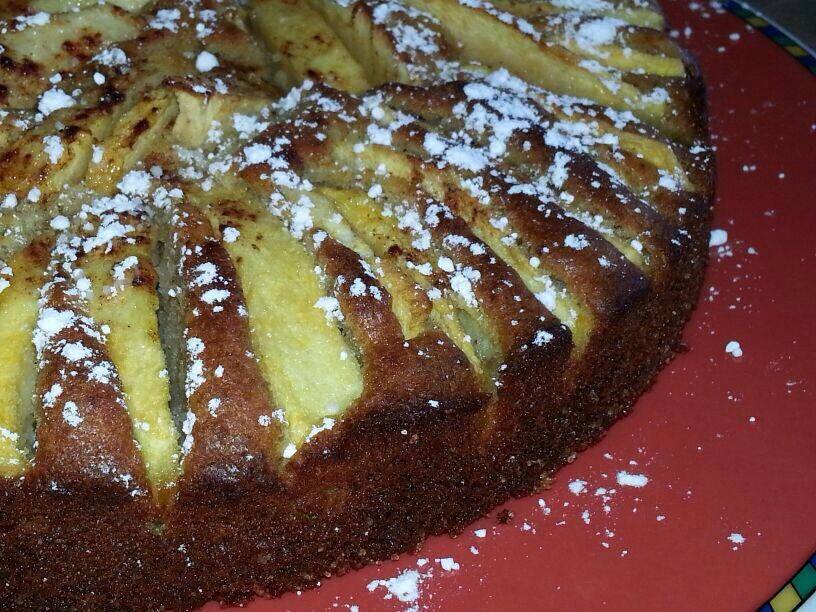 torta di mele del buon esito