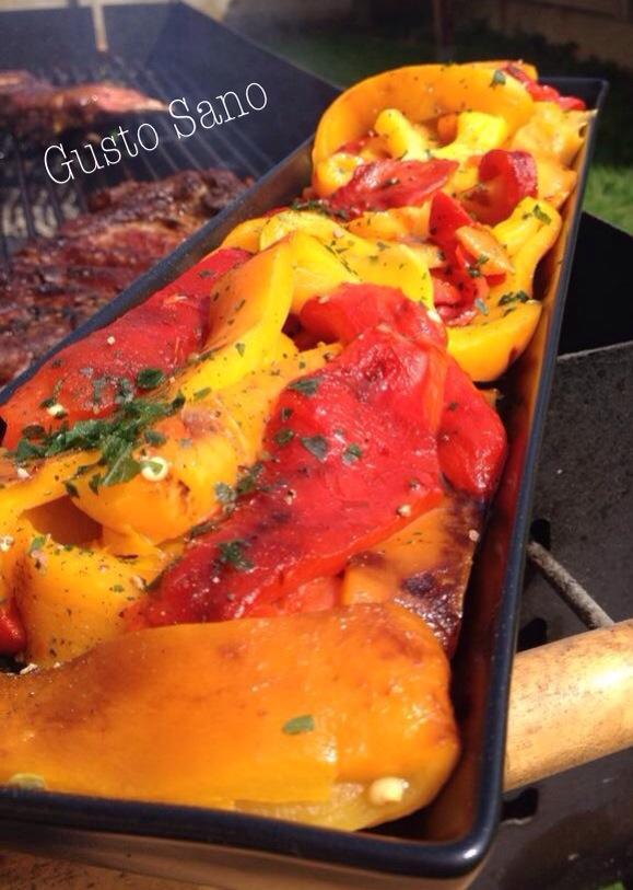 peperoni al BBQ