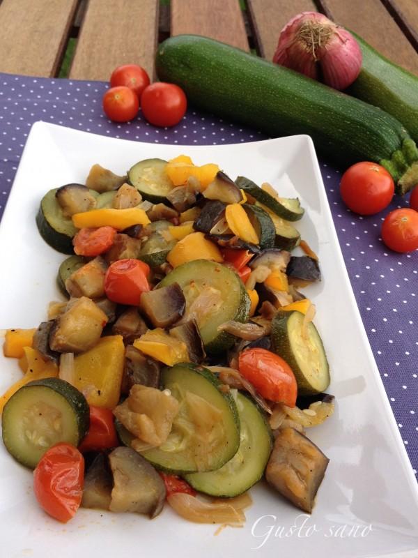 contorno di verdure
