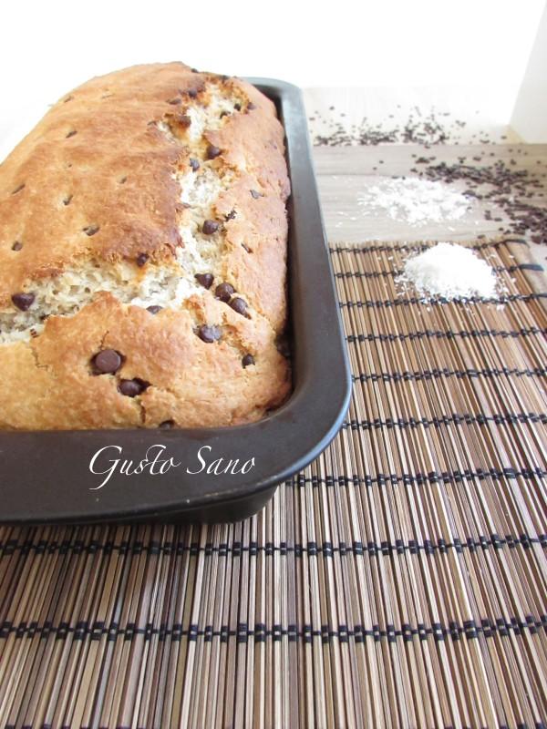 Pane dolce cocco e cioccolato