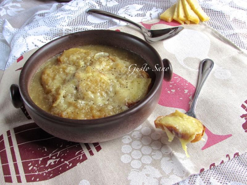 ricetta dieta zuppa