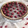 Ricetta: Crostata di lamponi e ganache al cioccolato