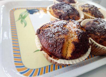 Muffin cioccolata
