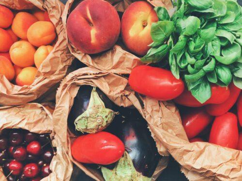 Verdura e frutta di stagione: cosa mangiare ad Agosto.