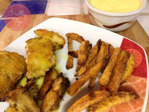 Patate al forno croccanti come fritte