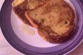 French Toast con Cannella e Sciroppo d'acero