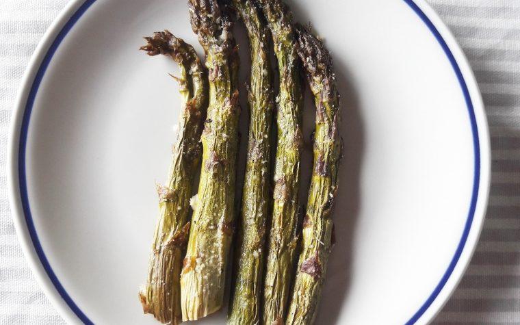 Asparagi verdi al forno – what else?