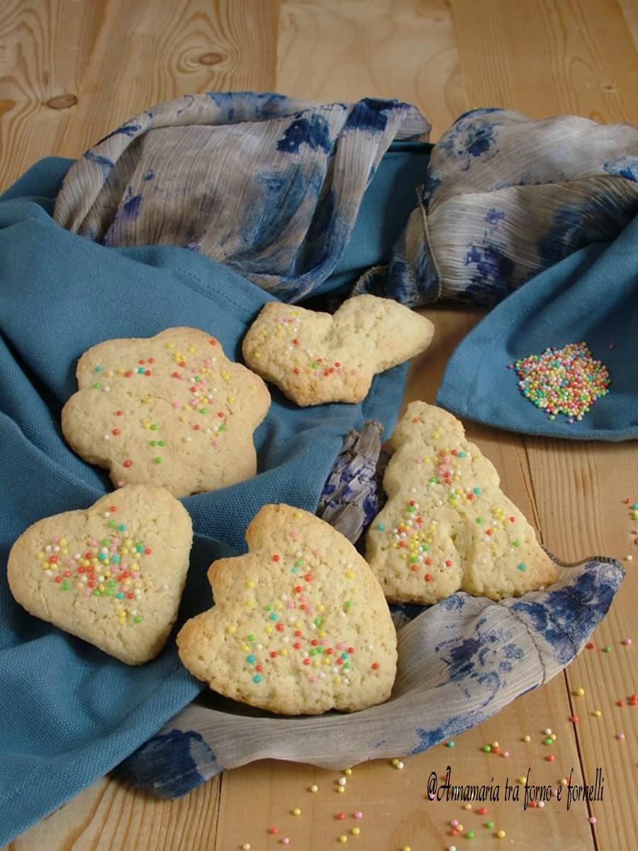 biscotti di frolla verticale