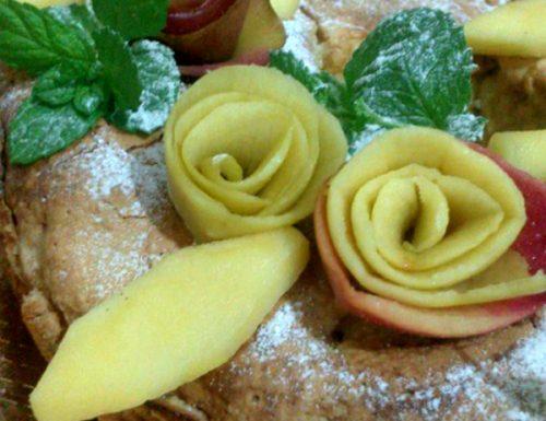 Ghirlanda di mele Ricetta facile