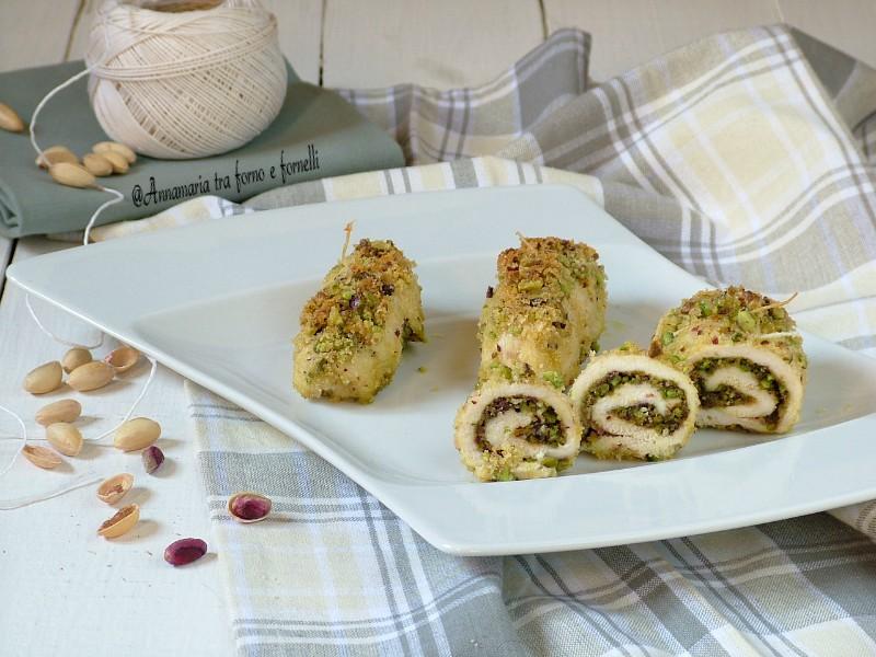 involtini di pollo al pistacchio 2