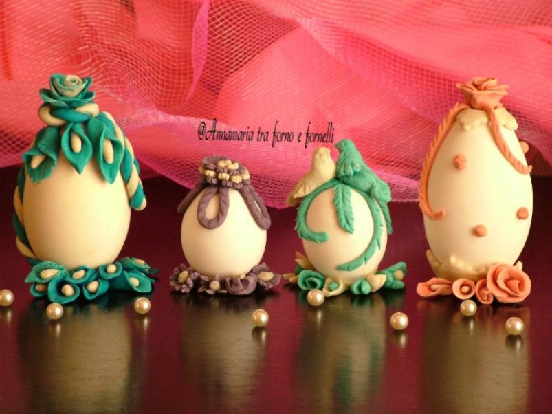 uova pasquali decorate 3