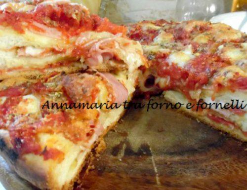 Pizza a strati