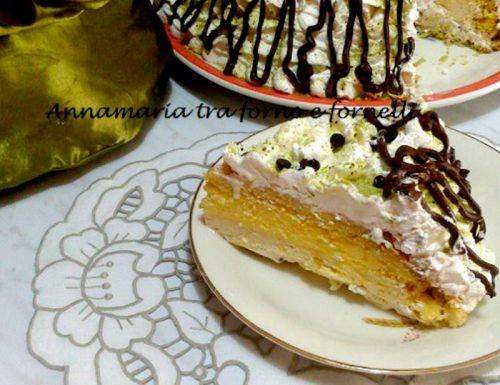 Torta gelato trigusto