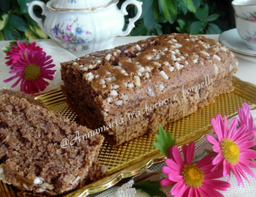 Plumcake di farina integrale light