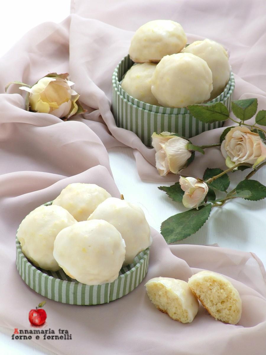 verticale biscottini glassati al limone