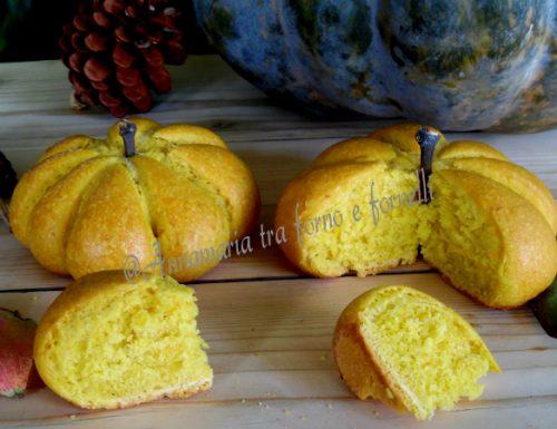 Pane alla zucca gialla