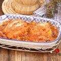 baccalà pomodoro e cipollata