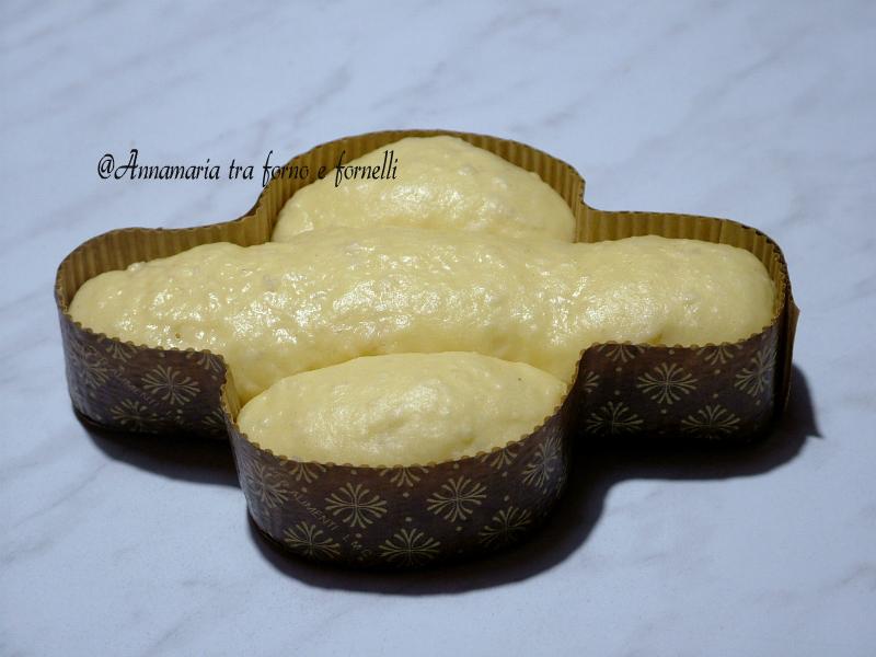 colombine glassate e farcite al pistacchio 1