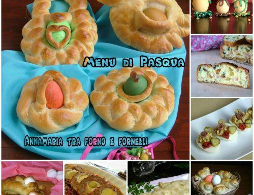Ricette per il menu di Pasqua