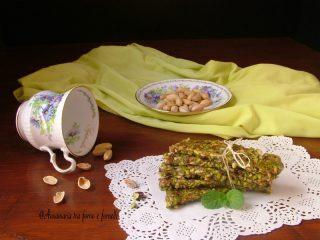torrone di pistacchio