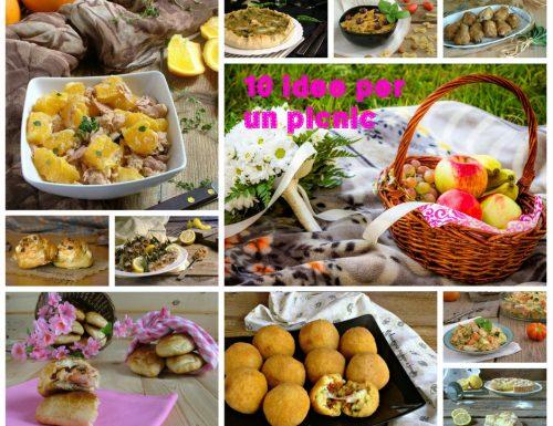 Idee per un picnic
