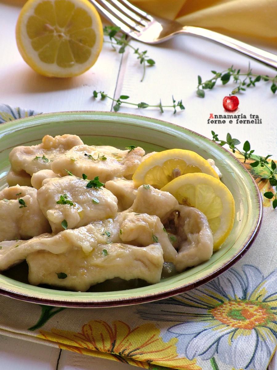 bocconcini cremosi di pollo al limone verticale