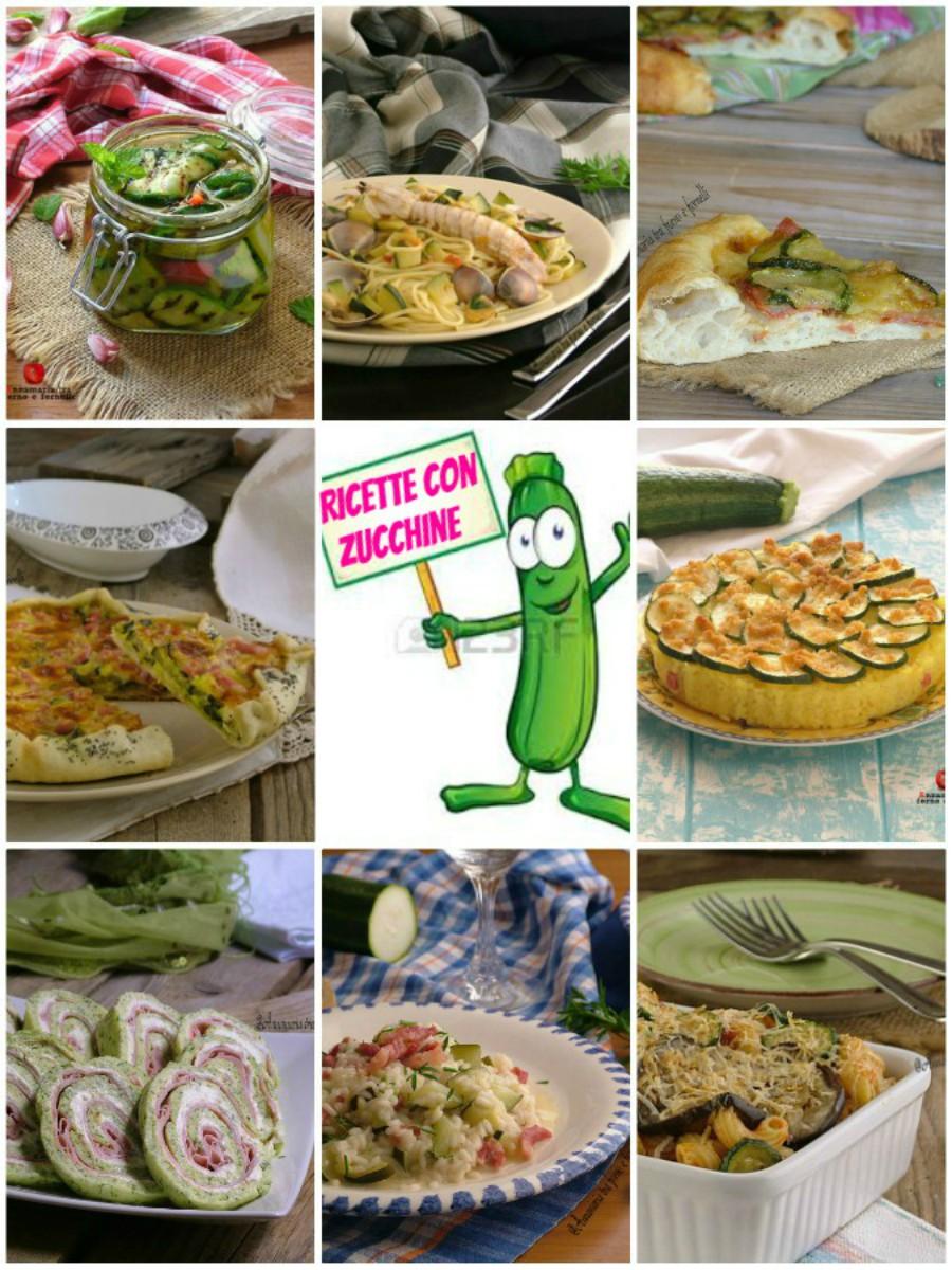 ricette con zucchine verticale