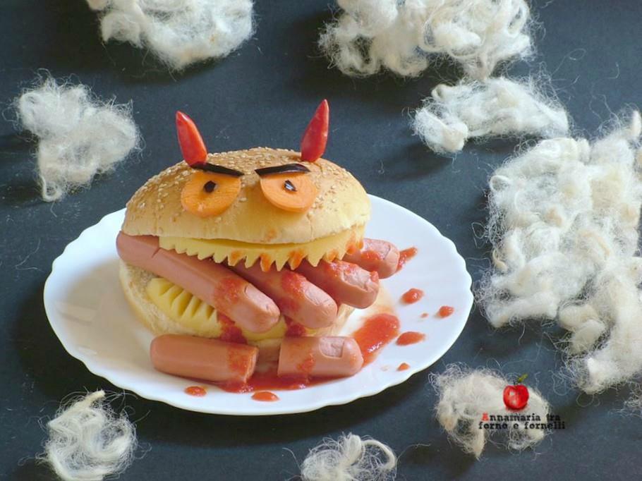 panini paurosi per Halloween