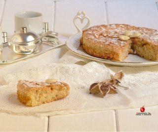 torta di mandorle senza farina e lievito