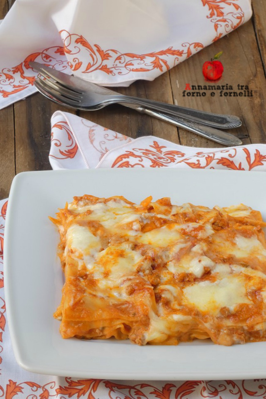 verticale lasagne sfiziose