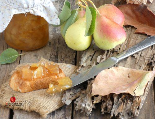 Confettura di pere deliziosa