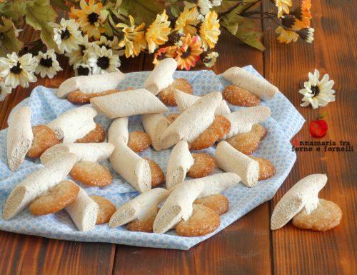 Biscotti moscardini siciliani