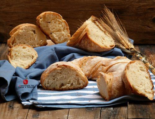 Pane attorcigliato