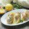 Bocconcini di lonza con crema al limone