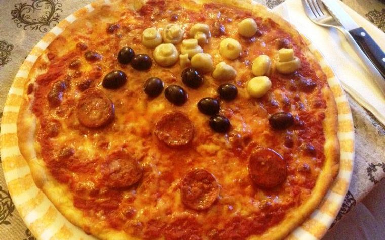 Pizza 3 stagioni